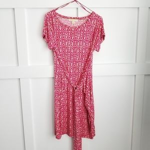 MICHAEL Michael Kors Knotted Dress M